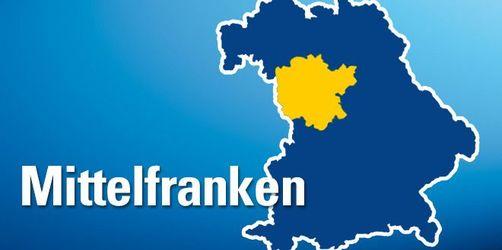 Blitzmarathon 2018: Die Messstellen in Mittelfranken - außerorts