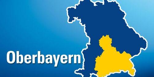 Blitzmarathon 2018: Die Messstellen in Oberbayern - außerorts