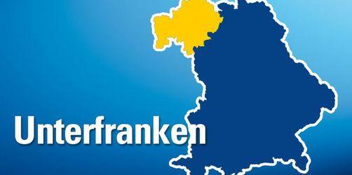Blitzmarathon 2018: Die Messstellen in Unterfranken - außerorts