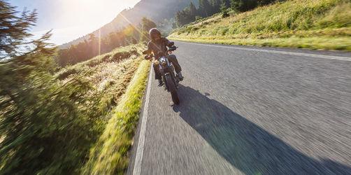 Sicherheitstipps für Motorradfahrer