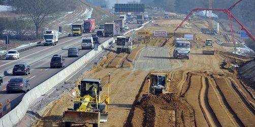 Baustellen in Bayern 2019: Hier wird's für Autofahrer eng