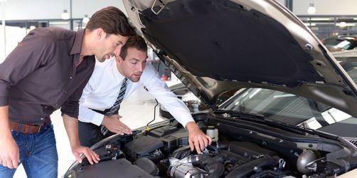 Unterfangen Autokauf - Wie richtig vorzugehen ist