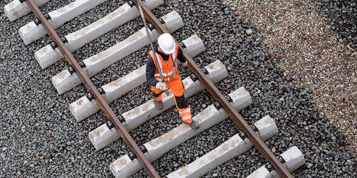 Hunderte Baustellen: So viel Verspätung droht Bahn-Fahrern in Bayern 2019