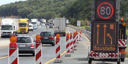 Autobahn-Baustellen 2020: Auf diesen Strecken in Bayern drohen Staus