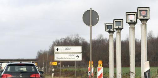 Neues Blitzersystem gegen Raser - bald auch bei uns in Bayern?