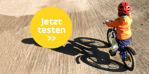 Ab in den Sattel: Schaffst du den Fahrrad-Führerschein?