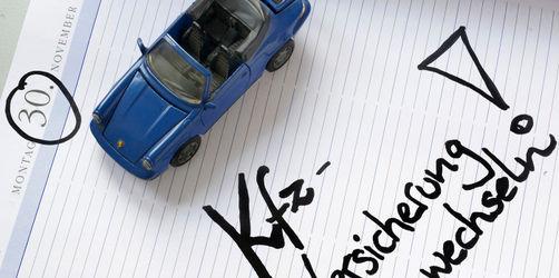 Bis Ende November Auto-Versicherung wechseln: Familien sparen bis zu 721 Euro