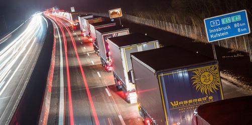 Österreich macht Ernst: Neue Lkw-Fahrverbote im Winter kommen