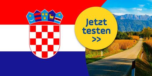 Verkehrsregel-Quiz für Kroatien: Testet euer Wissen!