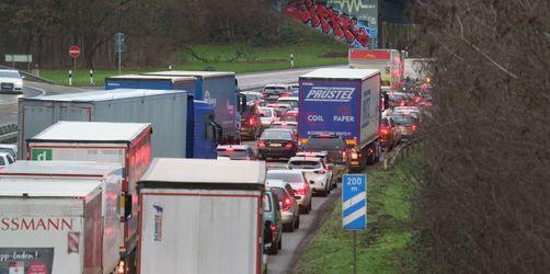 Autobahn-Pendler aufgepasst: Drei Sperrungen an drei Tagen