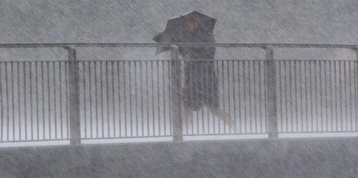 Unwetterwarnungen für Bayern: Am Wochenende schwere Gewitter & Starkregen erwartet