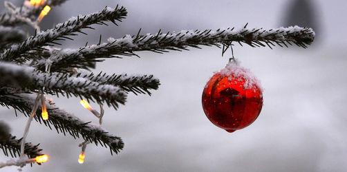 Weiße Weihnachten? So wahrscheinlich ist Schnee zum Fest in Bayern