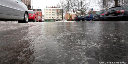 Winterwetter mit Neuschnee und Wind: Hier die Lage in eurem Ort checken