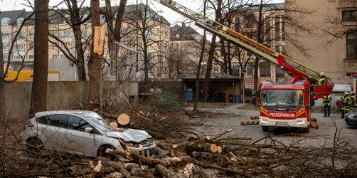 """""""Eberhard"""" in Bayern: So wird das Wetter bei euch nach dem starken Sturm"""