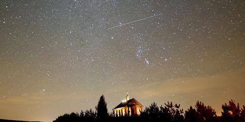 Geminiden: So seht ihr die Sternschnuppen am Wochenende