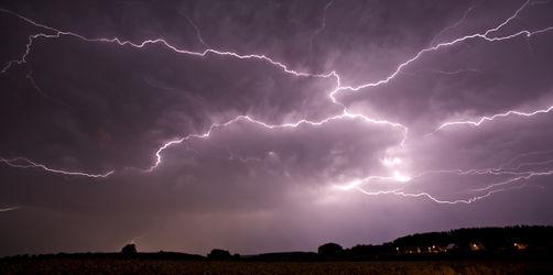 Nach der Hitze kommen die Gewitter: Hier müsst ihr mit Unwettern rechnen