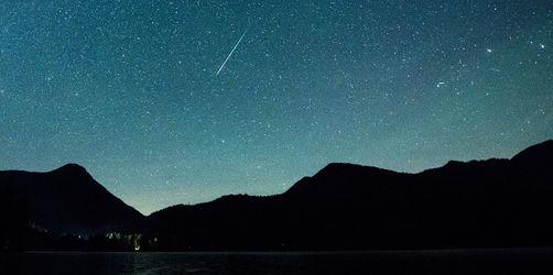 Sternschnuppen-Nacht: Hier könnt ihr die Leoniden diese Nacht sehen