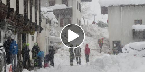 Unwetter mit Schneechaos in Europa: So prekär ist die Lage – damit muss Bayern rechnen