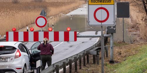 Zwei Tage Dauerregen in Bayern: Hier droht Hochwasser-Gefahr