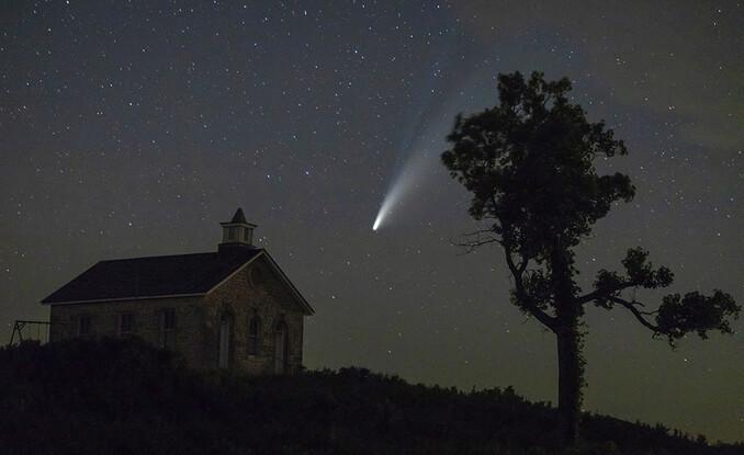 Kometen Neowise Heute