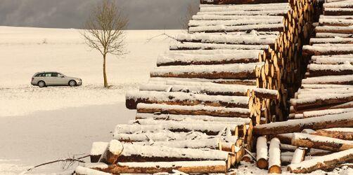 Bis zu 50cm Neuschnee: Hier gibt es noch ein Winter-Comeback