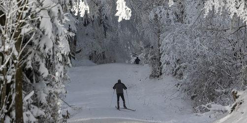 Schneefront kommt nach Bayern: Das erwartet uns ab Dienstag