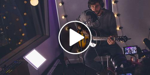 Alvaro Soler unplugged bei ANTENNE BAYERN