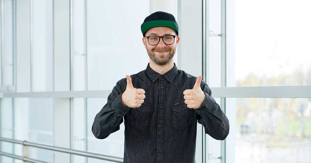 Interview ohne worte mark forster ber the voice for Wir in bayern moderatoren