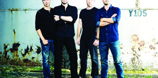 "Nickelback – ""Song on fire"""