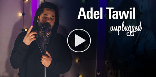 Adel Tawil unplugged bei ANTENNE BAYERN