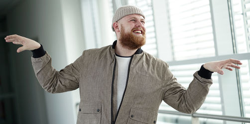 Schottlands Ed Sheeran: Tom Walker im Interview ohne Worte