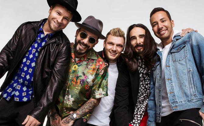 Backstreet Boys: Mit unserer ANTENNE BAYERN WhatsApp zum Konzert