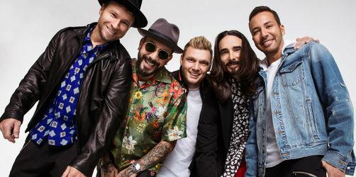 Sichert euch Tickets für die Backstreet Boys - einfach per WhatsApp!