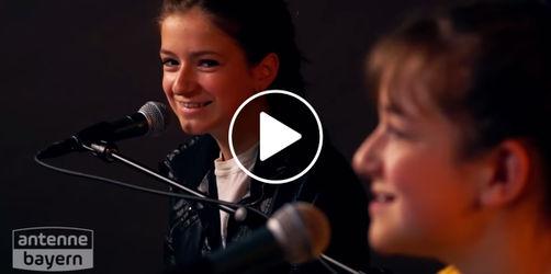 """""""The Voice Kids""""-Finalistinnen im Video: Mimi und Josy aus Augsburg singen Gänsehaut-Songs"""