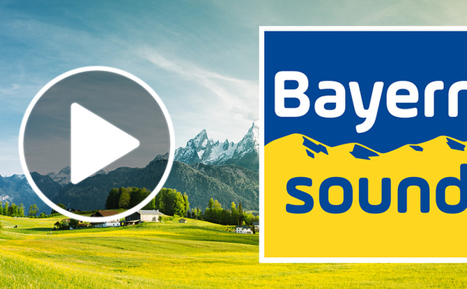 ANTENNE BAYERN Bayern Sound: Mundart, Brass & Heimatliebe