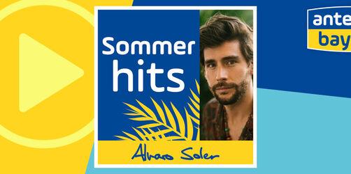 """Brandneu: Alvaro Soler und ANTENNE BAYERN starten """"Sommer Hits""""-Stream"""
