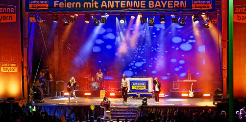 ANTENNE BAYERN Events