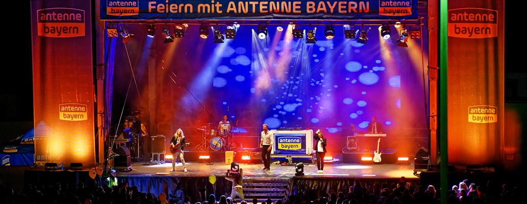 ANTENNE BAYERN Band