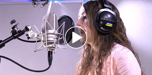 """Meredith Brooks """"Bitch"""" - Cover von Vanessa aus Nittendorf"""