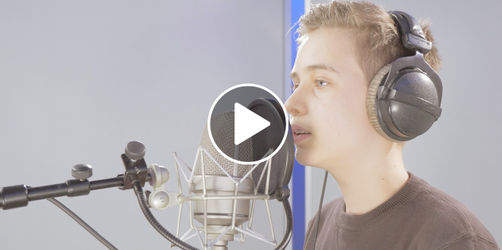 "Ed Sheeran ""Photograph"" - Cover von Luca aus Plattling"