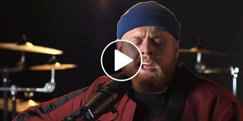 "Video: Tom Walker bei ANTENNE BAYERN – ""Just you and I"" unplugged"