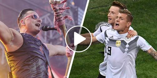 Zum Nachhören: Die ANTENNE BAYERN-WM-Hymne mit dem Gänsehaut-Tor von Toni Kroos!