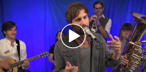 Max Giesinger: Unplugged mit der ANTENNE BAYERN Band