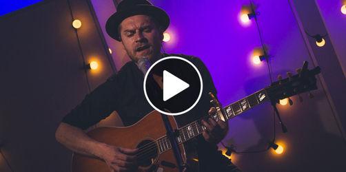 Johannes Oerding unplugged bei ANTENNE BAYERN
