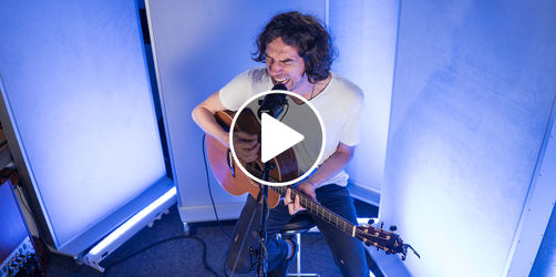 Snow Patrol: Unplugged & Interview ohne Worte
