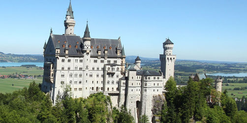 Die 10 schönsten Schlösser und Burgen in Bayern