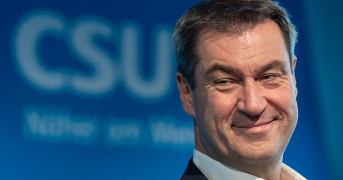 Markus Söder (CSU), Ministerpräsident von Bayern. /dpa