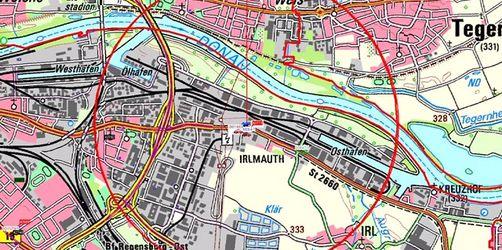 Evakuierung in Regensburg: 250kg schwere Fliegerbombe gefunden