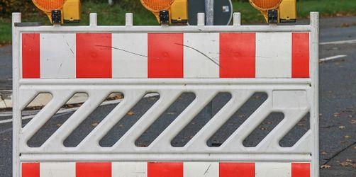 Raum Regensburg: Vollsperre der A3 am Wochenende