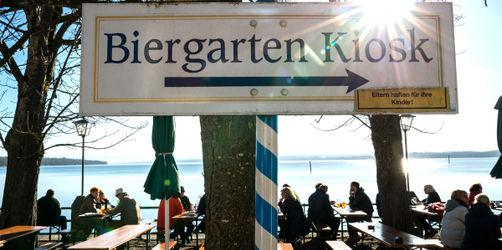 Bayerns Biergärten dürfen ab sofort wieder länger öffnen
